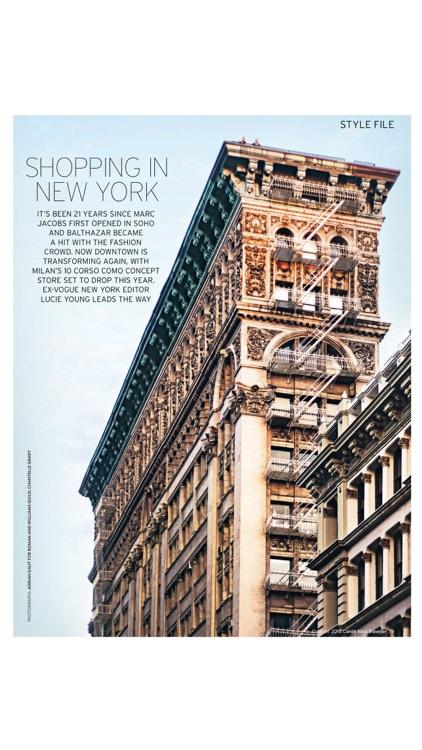 Condé Nast Traveller Magazine screenshot-3