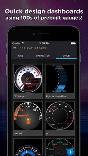 obd car wizard elm327 obd2 on the app store. Black Bedroom Furniture Sets. Home Design Ideas