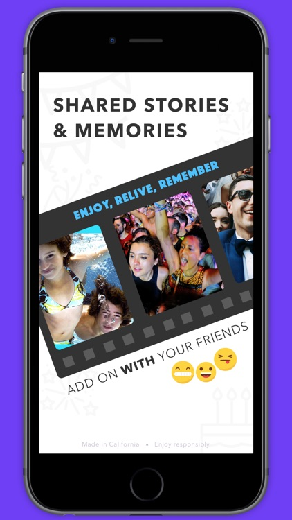 Chain: Shared Stories and Memories