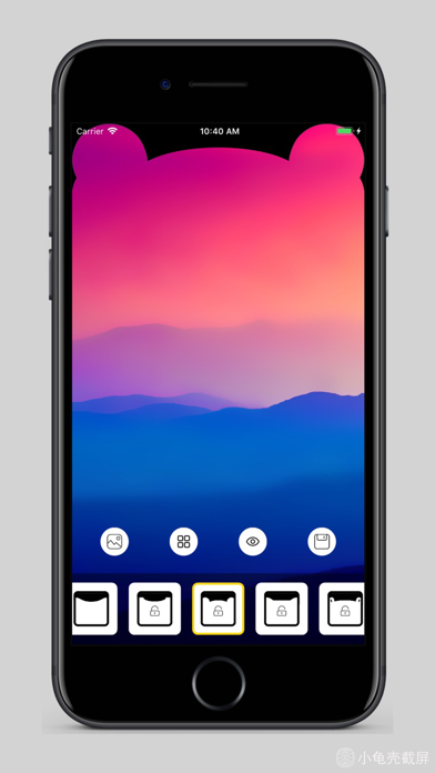 Cute Notch Custom Wallpaper App Price Drops