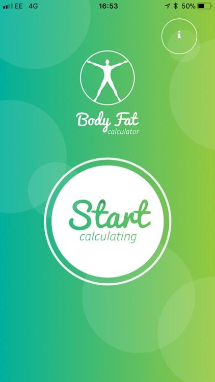 Ultimate Body Fat Calculator screenshot-3