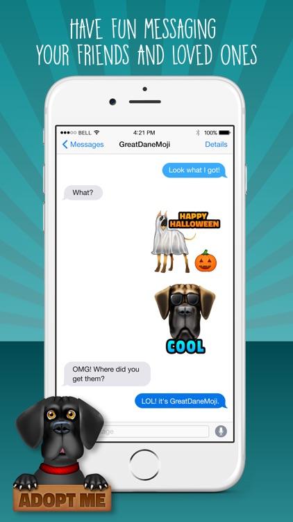 GreatDaneMoji - Great Dane Emojis