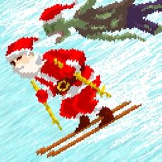 Activities of Santa Ski vs Zombies Ski