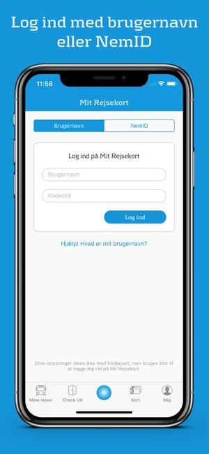 tjek ud app