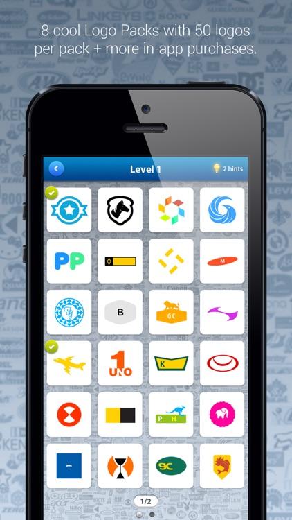 Logo Quiz Game - Guess Brands! screenshot-3
