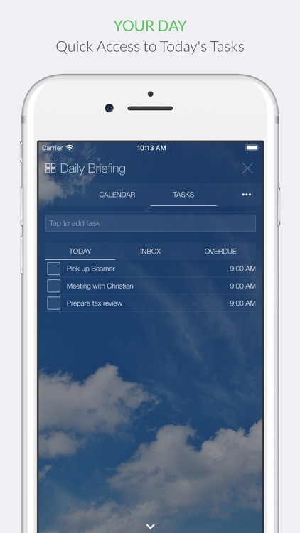 Taskfabric Projects & Tasks screenshot-3