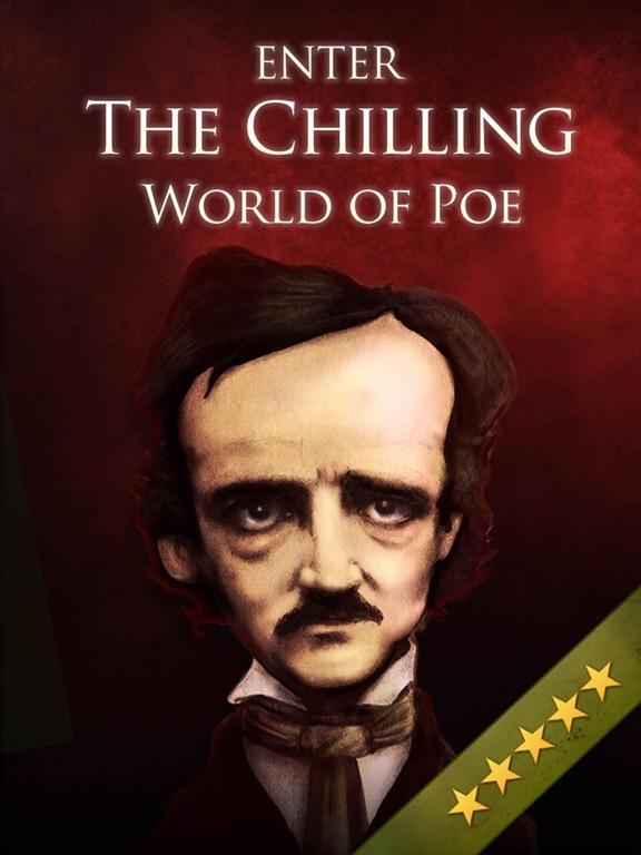 iClassics: Edgar A. Poe Vol. 1 screenshot 10