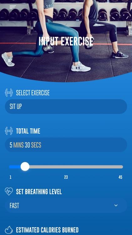 PocketPro Fitness screenshot-4