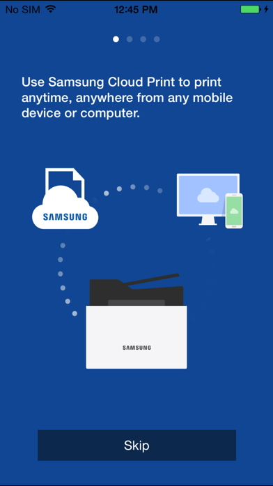 Download HP Samsung Cloud Print for Pc