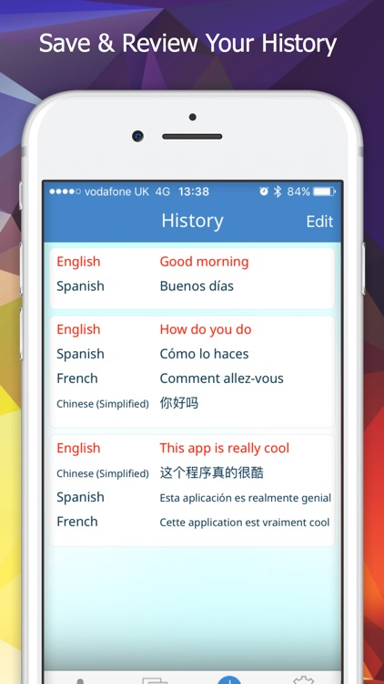Multi Translate Voice: Say It screenshot-3