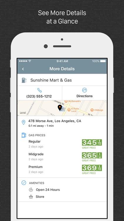 Gas Guru: Cheap Gas Prices screenshot-3