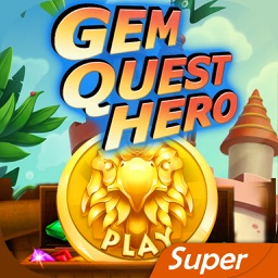 Gem Quest Super Jewel Games