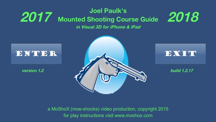 Mounted Shooting Course Guide