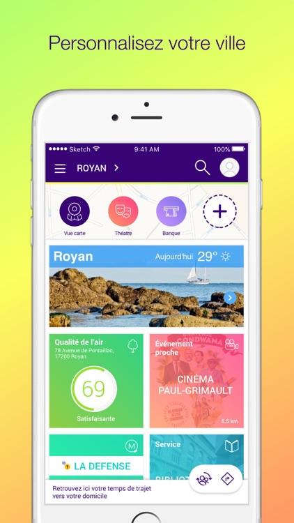 Local social apps