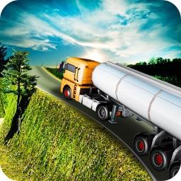 Off-Road Oil Transporter Truck