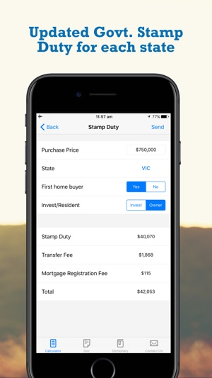 home mortgage loan calculator