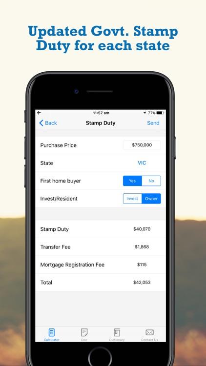 Mortgage Home Loan Calculator screenshot-4