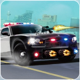 Extreme Police Car Shooting 3D
