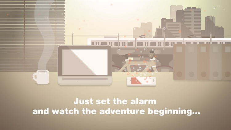 dreeps: Alarm Playing Game