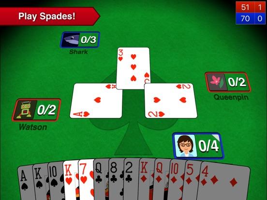 Spades+ iPad