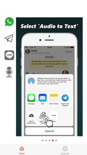 Audio to Text for WhatsApp on the App Store