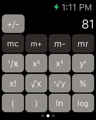 Screenshot #13 for The Calculator
