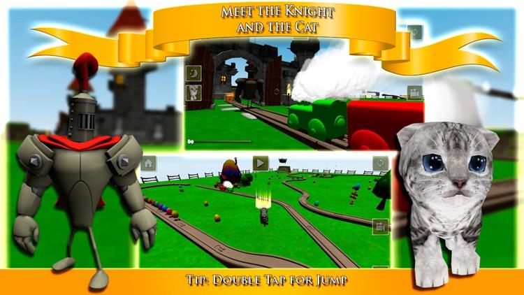 3D Train Set - XMAS screenshot-3