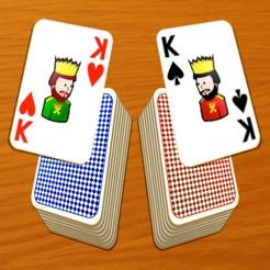 kortspil for 2