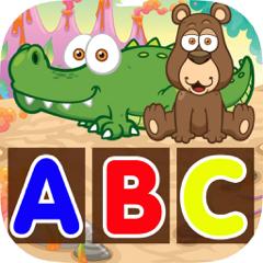 ABC Animals Practice Spelling