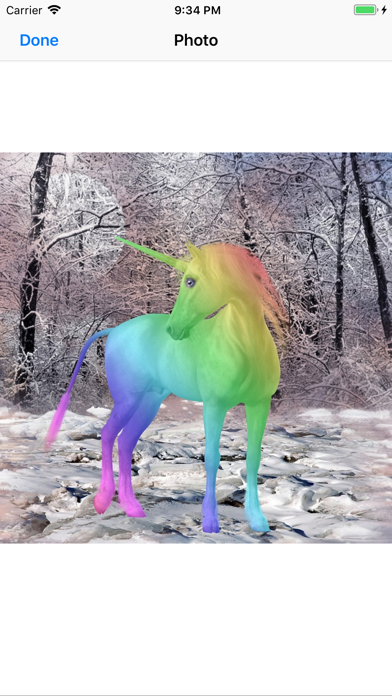 Real Unicorn Sticker Pack screenshot three