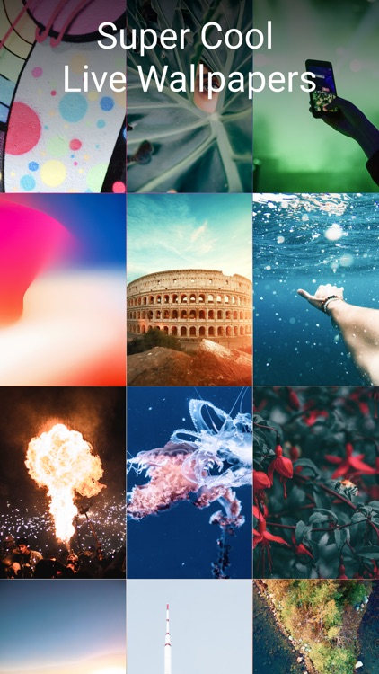 Live Wallpapers & Themes screenshot-2