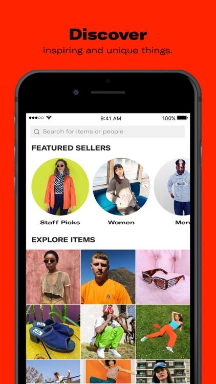 Depop – Streetwear. Fashion. screenshot-3