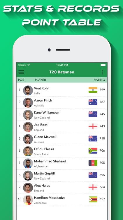 Live Cricket - IPL 11 Edition screenshot-4