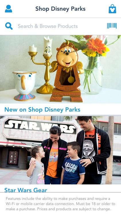 Shop Disney Parks screenshot-0
