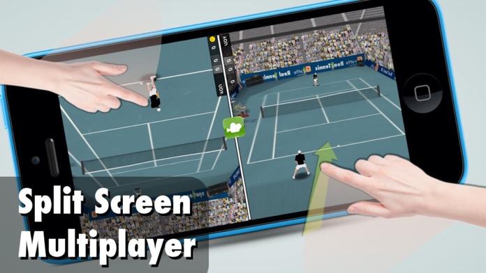Tennis Champion Screenshot