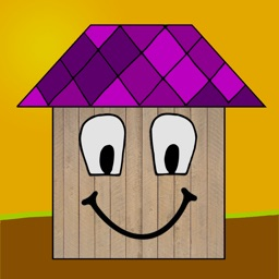 Draw a House+ for Kids