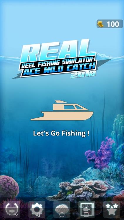Real Reel Fishing Simulator 3D screenshot-4