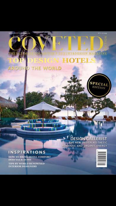 CovetED Magazine screenshot 1