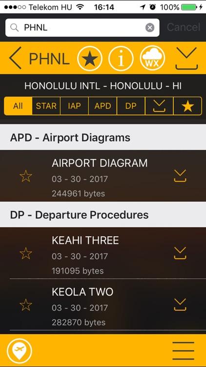 US EFB - Aviation Charts screenshot-4