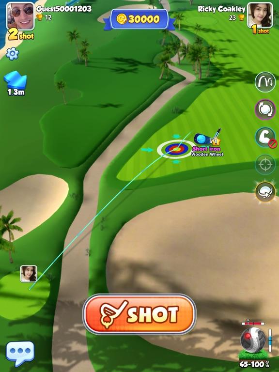 Golf Rival screenshot 8