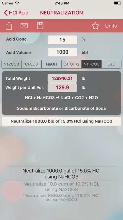 HCl Acid screenshot-2