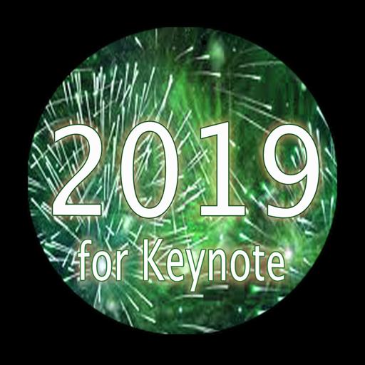 CalendarLayout2019 for Keynote