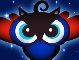 Owlsmoji Fun Stickers for iMessage is the best emoji app for owl lovers
