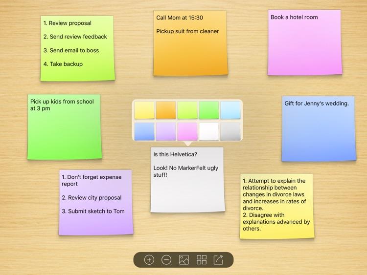 Sticky Notes screenshot-3
