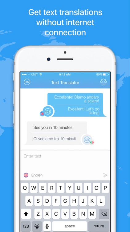 Text Translator for Me Pro