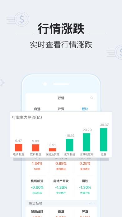 股市教练-股票交流软件 screenshot four