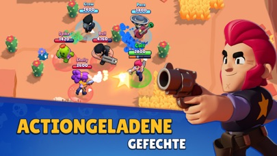 Screenshot for Brawl Stars in Germany App Store