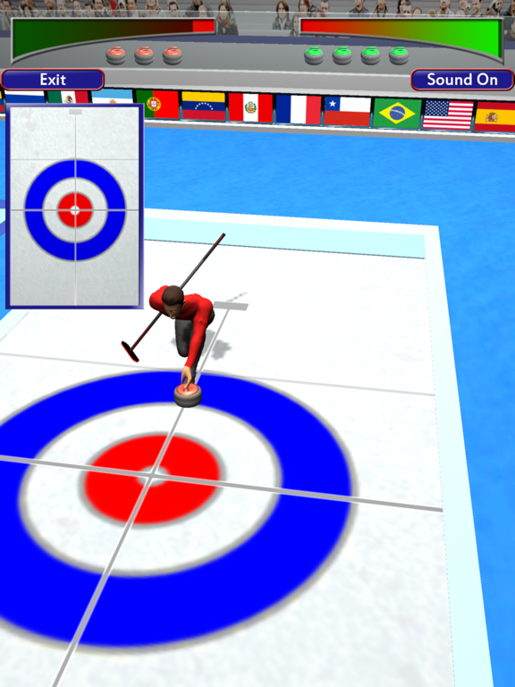 Curling OnLine screenshot 7