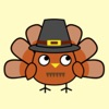 Animated Turkey Thanksgiving
