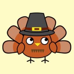 Animated Turkey Thanksgiving